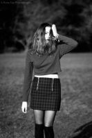Grunge Girl by RosaFayPhotography