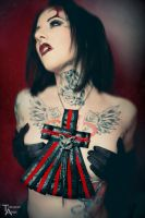 Chained By Carrion by Tiffany-Ann