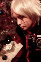 Christmas Allen Wolker by ToriaGria