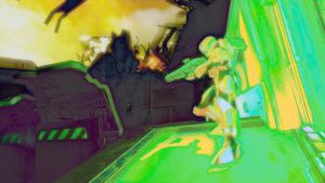 Halo 4 Orange and Green IV by lizking10152011