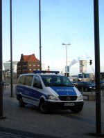 Bundespolizei Kiel by nessi6688