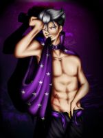 Welcome to my palace of Mist .:Pin up:. by XeniaStar