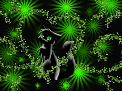 Hollyleaf by Spottedfire-cat