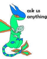 Ask Flygon And Elgyem by pkmnfanforever