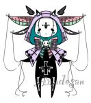 Pastel goth monster pet adoptable CLOSED by AS-Adoptables
