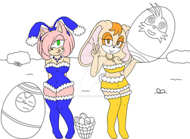 Easter 2014 (Unfinished) DX by TextMessage