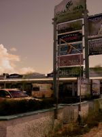 Post Apocalypse Series - Sign by Raechi-Cherie