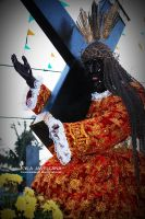 The Black Nazarene by thewickedeast