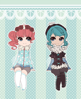 Adoptables {Set Price} by mint-muffin