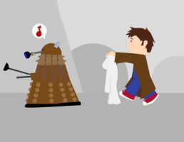 Exterminate a Dalek I Remake by whosname