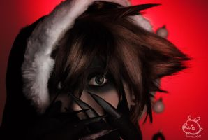 Sora: Nightmare before Christmas by Marshmallow-Empress
