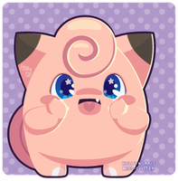 035 Clefairy by Miss-Glitter