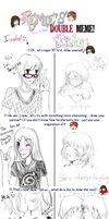 Double Meme with Kialun by iondra