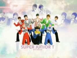 Super Junior T feat. Moeyan by crying-ophelia