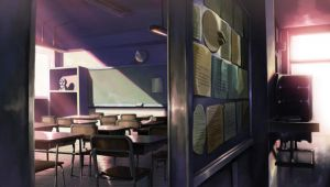 classroom by GIANTSTUDIO