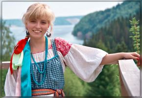 Russian Girl by Sulde