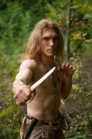 Hunter - Rahan, son of the dark ages by Carancerth