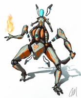 Magnetic Mech by CoalM
