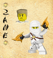 ninjago Zane by jazzlovessilkies