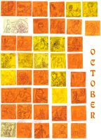 Post It - October by DanSchoening