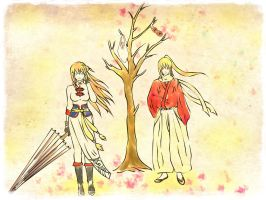 Gintama : love or hate by lalunagold