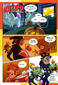 KBK Halloween Sneek Preview by DanielStone