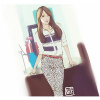 sooyoung by kneaz