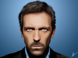 Dr. House by berserk2k