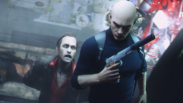HITMAN by AngryRabbitGmoD
