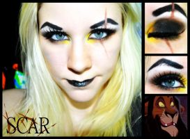 Disney - Scar by MakeupAndBullets