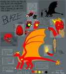 Blaze Reference Sheet 2015 by Red-Dragon-Blaze