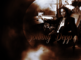 Johnny Depp wallpaper by SatelliteAlice