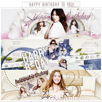 140311 - PACK Cover (Happy B-day to Seolilihyun!) by bttmy