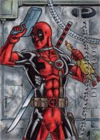 Deadpool - Marvel Premier by tonyperna