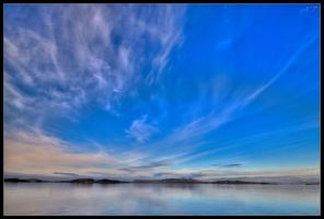Blue Sky by tjoren