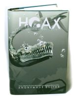Hoax Book Cover by hannahmcgill