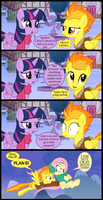 Plan B by MLP-Silver-Quill