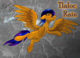 Tlaloc Rain - 1er Lugar by Shinta-Girl