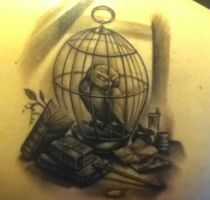 Jens Tattoo by almosthuman75