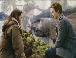 Edward and Bella by angelonice