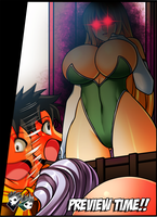 MANGA COMMISSION: The Woman in the Window Page 4 by jadenkaiba