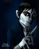 Dark Shadows Barnabas Collins by BlackArachnid