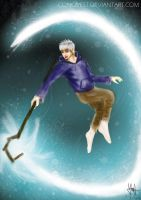 Jack Frost by conqvest