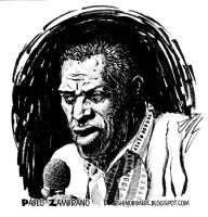 Howlin' Wolf by shinobimerc
