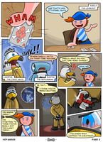 Voyagers Chapter 1 Page 2 by Ardwick
