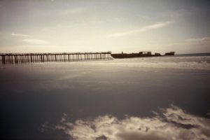 Sky and the Sea by fadetag