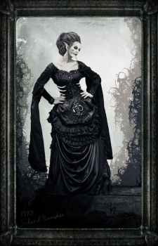 1793 Ireland banshee by asteampunk