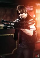 Daryl Dixon (Walking Dead) by Aoki-Lifestream