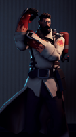 Badass Medic by Robogineer