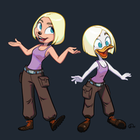 DuckTales Avatare by GantzAistar